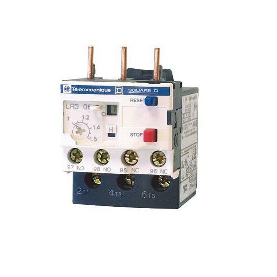 Relais de protection thermique Tripolaire 2.5-4 A