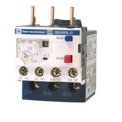 Relais de protection thermique Tripolaire 4 à 6 A