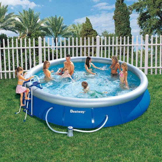 Bestway ronde fast set pools 457x91